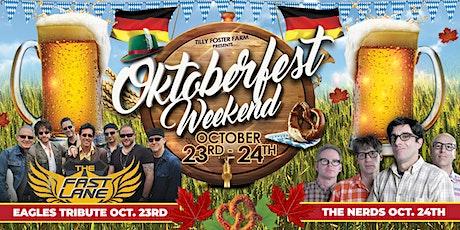 Oktoberfest Weekend 2021 at Tilly Foster Farm tickets
