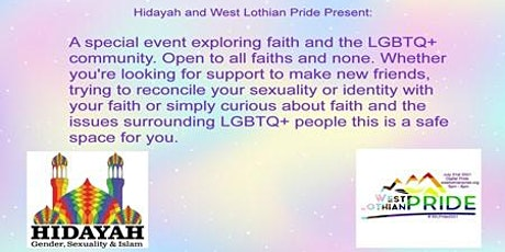 Exploring Faith and the LGBTQ+ Community tickets