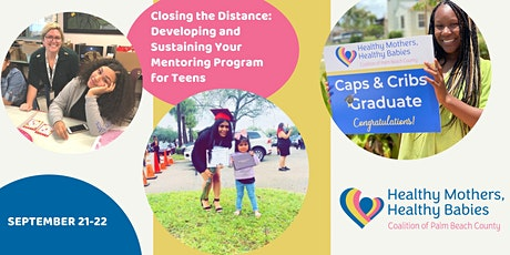 Closing the Distance: Developing and Sustaining Your Teen Mentoring Program tickets