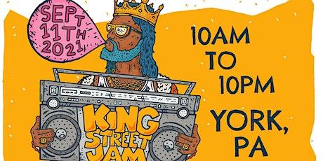 King Street Jam tickets