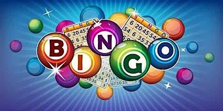 Bingo - October tickets
