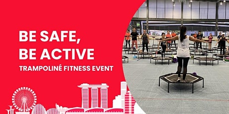 Be Safe, Be Active, Trampoliné Fitness Event - Trampoliné Fitness (Virtual) tickets
