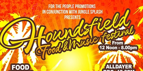 Houndsfield music and food festival tickets