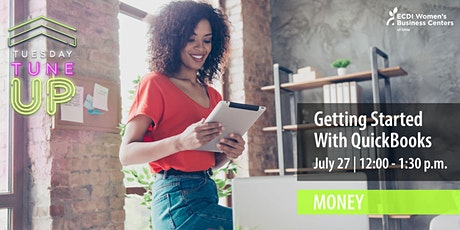 Getting Started With QuickBooks tickets