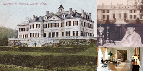 'Edith Wharton's Homes: Inside the Writer's Private World' Webinar tickets