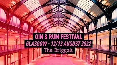 The Gin & Rum Festival - Glasgow - 2022 tickets