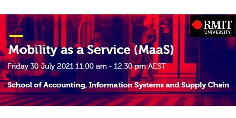 Mobility as a Service (MaaS) Tickets