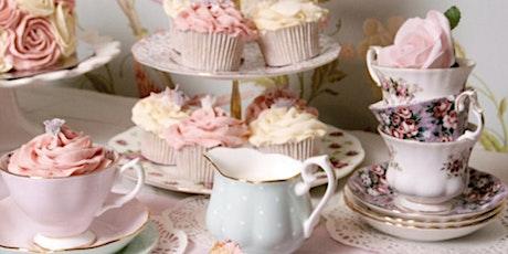 First Annual Women's Conference & Tea:  High Noon Calendar Tea tickets