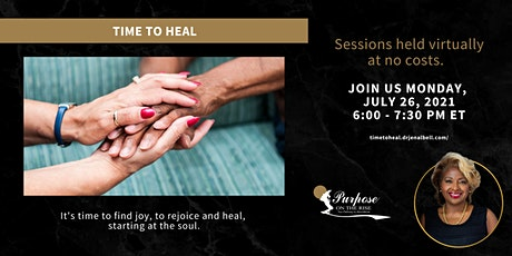 Time to Heal with Dr. Jena L. Bell tickets
