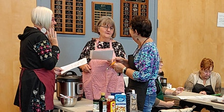 Cooking with Your Instant Pressure Cooker: Basics 101 (webinar) tickets
