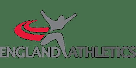 England Athletics U17/U15 Championships including Disability Championships tickets