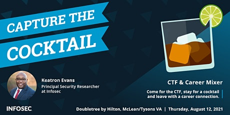Capture the Cocktail: CTF & Career Mixer tickets