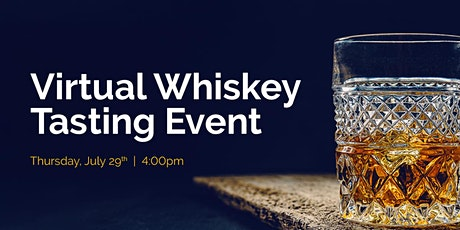 Exclusive Virtual Whiskey Tasting Event with Razor Technology and NetApp tickets