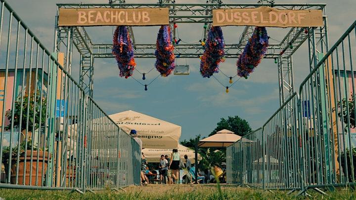 Pop Up Comedy! - LIVE im Beachclub im Nordpark in Düsseldorf!: Bild