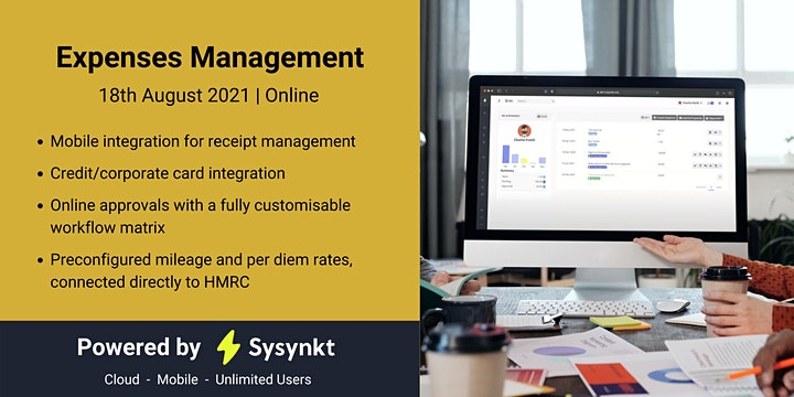 Expenses Management for SunSystems image