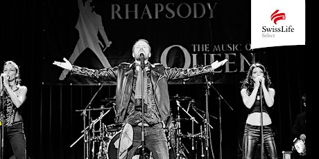 BOHEMIAN RHAPSODY - The Music of Queen  presented by Legends of Rock Tickets