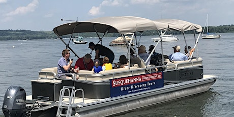Susquehanna Discovery Boat Tour 2021 tickets