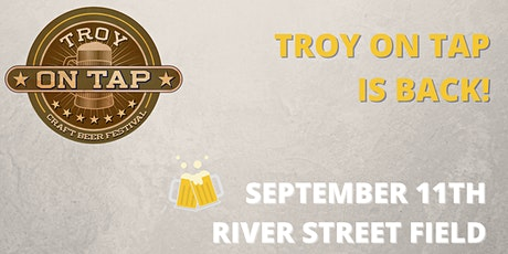 Troy on Tap tickets