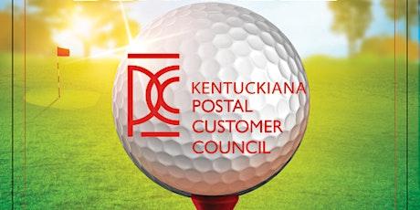 Kentuckiana Postal Customer Council (PCC) Golf Scramble tickets