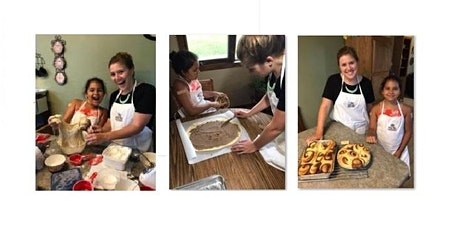 Kids in the Kitchen with Chef Gina - Cinnamon Rolls tickets