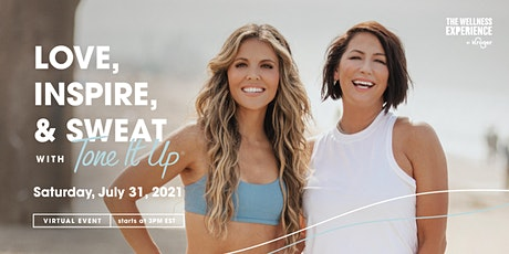 Love, Inspire, and Sweat with Tone It Up tickets