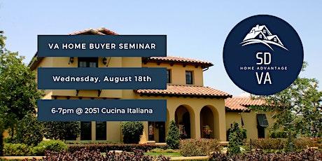Free VA Home Buyer Seminar - San Diego tickets