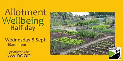 Allotment Wellbeing Half Day