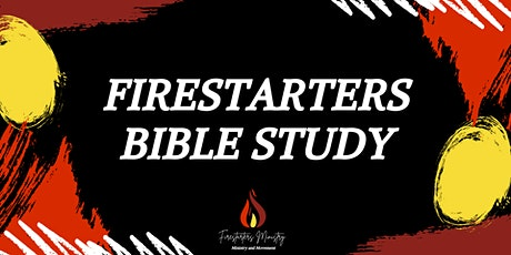 Firestarters Community Bible Study tickets
