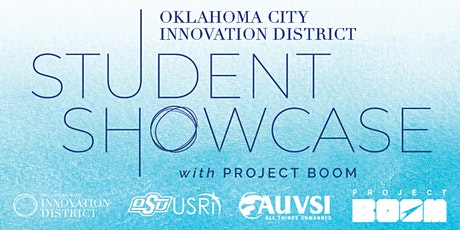 Student Showcase with Project Boom tickets