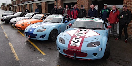 Mission Motorsport Croft forces' Track Day tickets