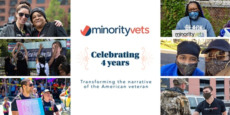 Minority Vets Birthday Celebration tickets