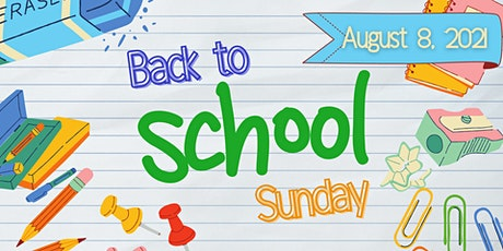 Back to School Sunday at River City Baptist Church tickets