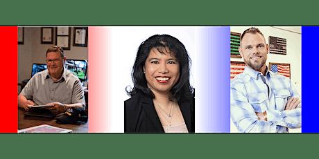 American Warriors Social & Guest Speaker Program tickets