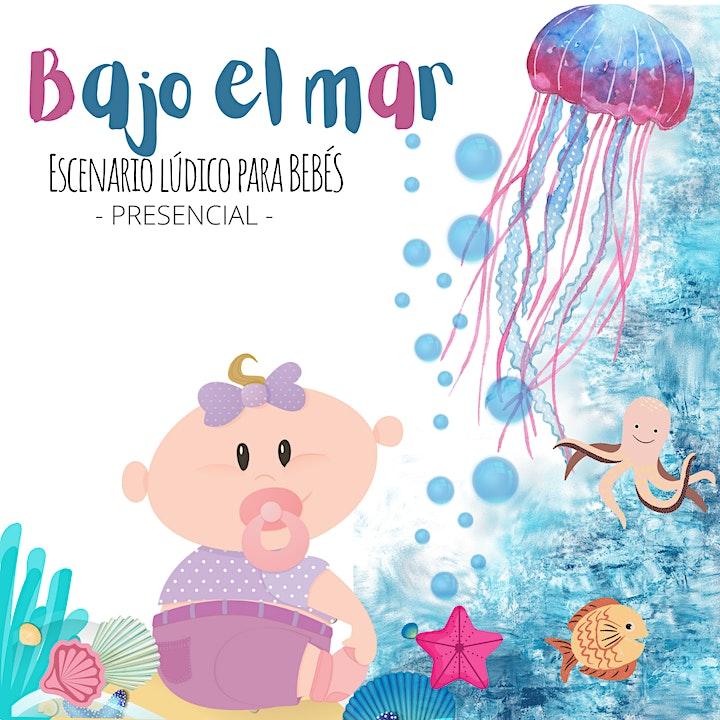 Imagen de Bajo el mar! Escenario de Juegos para Bebés