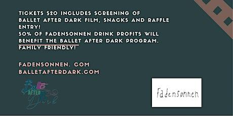 Ballet After Dark's Outdoor Movie Night tickets