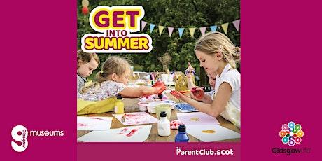 GoMA Outdoor Summer Programme tickets