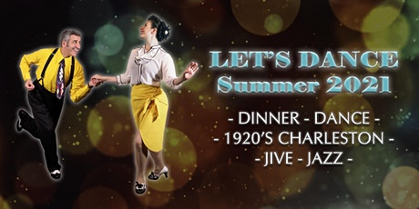 Let's Dance Summer 2021 tickets
