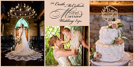 Sept 7, 2021 - Eat, Drink, & Be Married Wedding Expo Castle McCulloch tickets