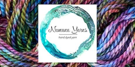 Numana Yarns - Yarn n' Yak tickets