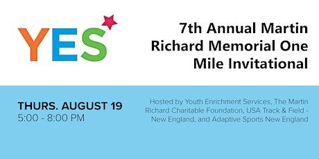 7th Annual Martin Richard Memorial One Mile Invitational tickets
