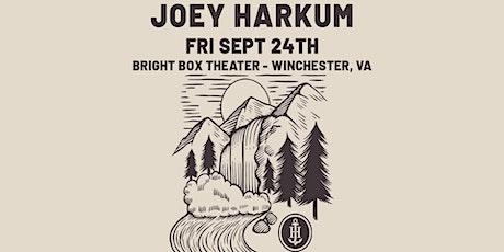 Joey Harkum Band tickets