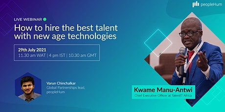 How to hire the best talent with new age technologies tickets