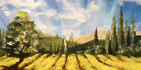 Field of Gold Brush Party - Tetbury tickets