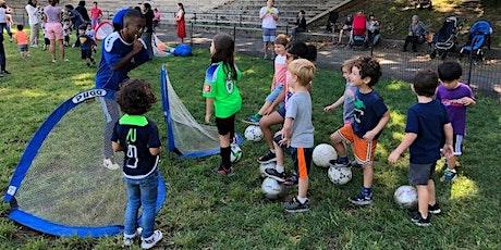 Summer on the Hudson: Super Soccer Stars tickets