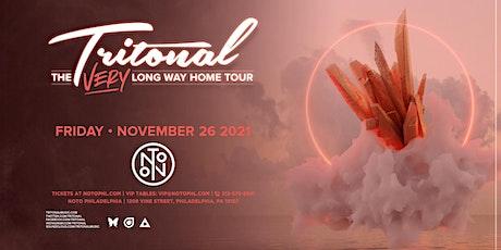 Tritonal @ Noto Philly November 26th tickets