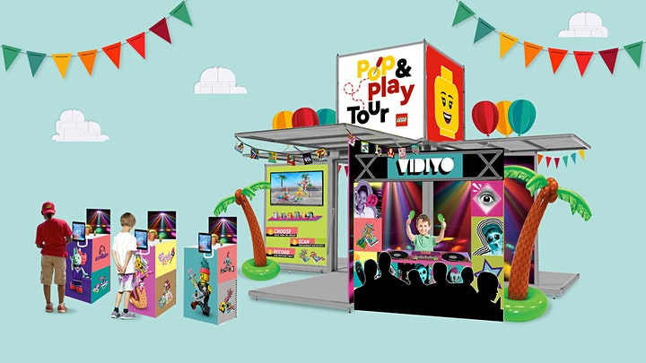 LEGO Pop & Play Tour image