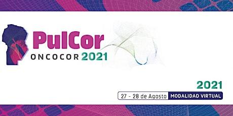 PULCOR - ONCOCOR 2021 – Curso multidisciplinario sobre cáncer tickets