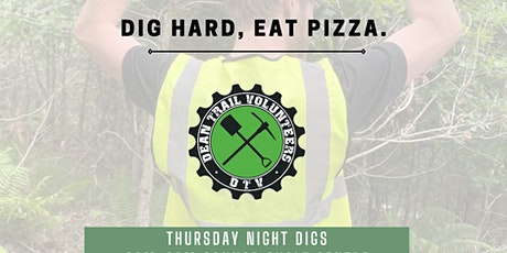 Thursday Evening Digs (& Pizza) 29th July tickets