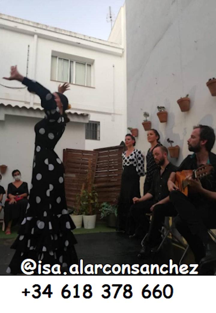 Tablao Flamenco in Seville JULIO21 image