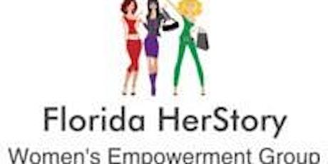 Florida HerStory Women's Empowerment Workshop and Job Fair tickets